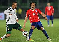Selecccion Chilena 2014 Amistoso Chile vs Irlanda del Norte