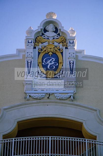 DétailIles Bahamas / New Providence et Paradise Island / Nassau: British Colonial Hilton l'hotel ou furent tournés de nombreux James Bond