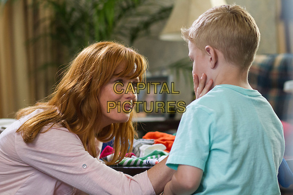Kelly Reilly &amp; Connor Corum<br /> in Heaven Is for Real (2014) <br /> *Filmstill - Editorial Use Only*<br /> CAP/FB<br /> Image supplied by Capital Pictures