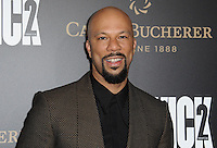 www.acepixs.com<br /> <br /> January 30 2017, LA<br /> <br /> Common arriving at the premiere of 'John Wick: Chapter Two' on January 30, 2017 in Hollywood, California.<br /> <br /> By Line: Peter West/ACE Pictures<br /> <br /> <br /> ACE Pictures Inc<br /> Tel: 6467670430<br /> Email: info@acepixs.com<br /> www.acepixs.com