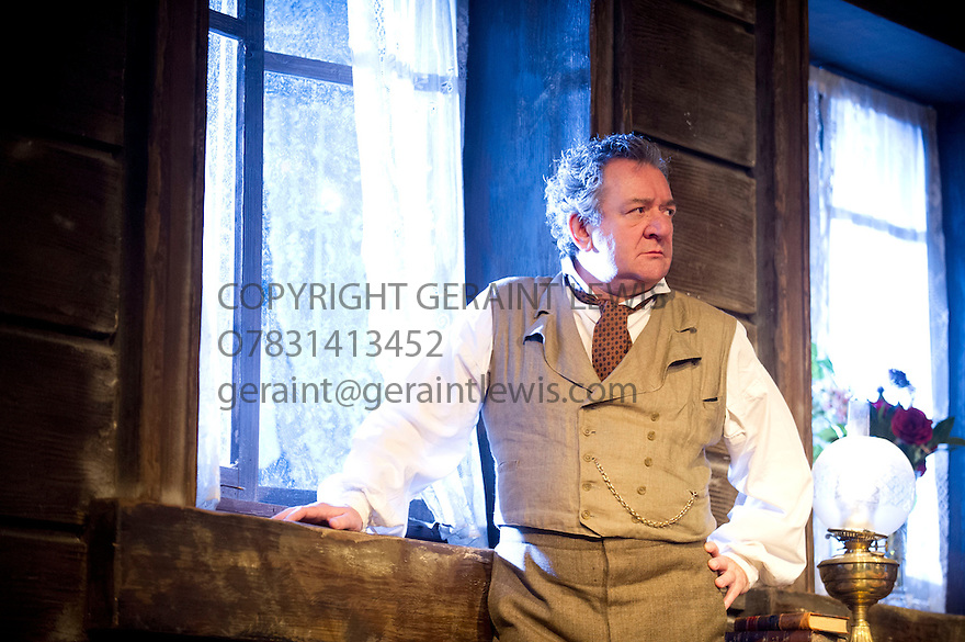 Uncle Vanya by Anton Chekov, translated by Christopher Hampton, directed by Lindsay Posner. With Ken Stott as Vanya. Opens at The Vaudeville Theatre on 2/11/12. CREDIT Geraint Lewis