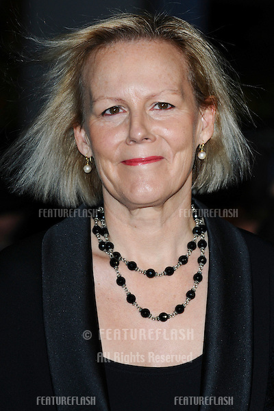 "Phyllida Lloyd arriving for the premiere of ""The Iron Lady"" at the BFI, South Bank, London. 04/01/12  Picture by: Steve Vas / Featureflash"