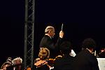 Belvedere di Villa Rufolo<br /> Budapest Festival Orchestra<br /> Direttore Iván Fischer<br /> Soprano Anna Lucia Richter<br /> Musiche di Enescu, Bartók, Mahler