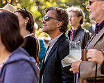 October 26, 2017. Raleigh, North Carolina.<br /> <br /> John Rowden, Director ofCommunity Conservation for the National Audubon Society.<br /> <br /> A new garden designed by Ben Skelton containing native Plants For Birds was dedicated at the North Carolina Executive Mansion.