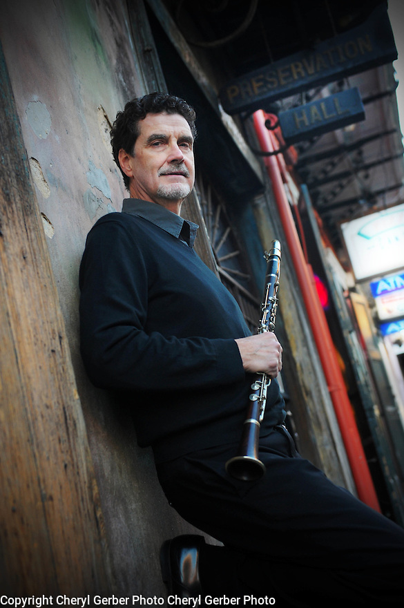 Tom Sancton at Preservation Hall