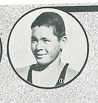 Kusuo Kitamura (JPN), 1932 - Swimming : .A portrait of Kusuo Kitamura of Japan. (Photo by Kingendai Photo Library/AFLO)[2373]