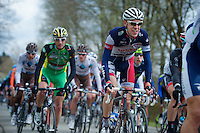 Liege-Bastogne-Liege 2012.98th edition..Bart De Clercq