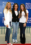 LOS ANGELES, CA. - May 09: Tish Cyrus, Lilly Tartikoff and Miley Cyrus arrive at the 16th Annual EIF Revlon Run/Walk For Women at the Los Angeles Memorial Coliseum on May 9, 2009 in Los Angeles, California.