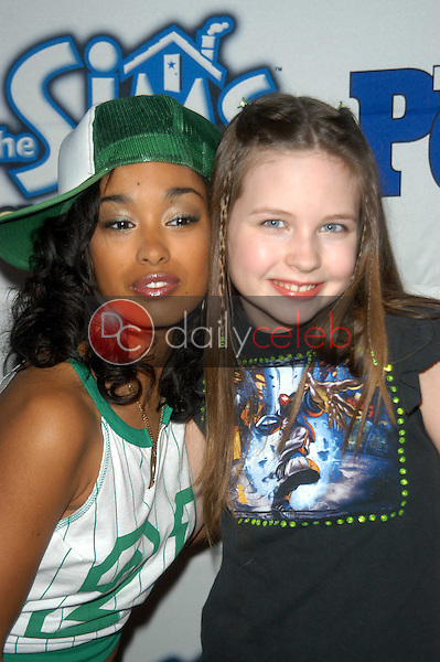 Davetta Sherwood and Daveigh Chase