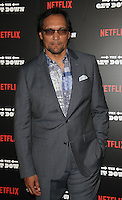 NEW YORK, NY-August 11: Jimmy Smits at NETFLIX presents the New York premiere of The Get Down at Lehman Center for the Performing Arts in Bronx .NY. August 11, 2016. Credit:RW/MediaPunch