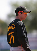 Neil Wagner of the Pittsburgh Pirates vs. the New York Yankees March 18th, 2007 at Legends Field in Tampa, FL during Spring Training action.  Photo copyright Mike Janes Photography 2007.