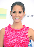 Olivia Munn attends The 2012 Do Something Awards at the Barker Hangar in Santa Monica, California on August 19,2012                                                                               © 2012 DVS / Hollywood Press Agency