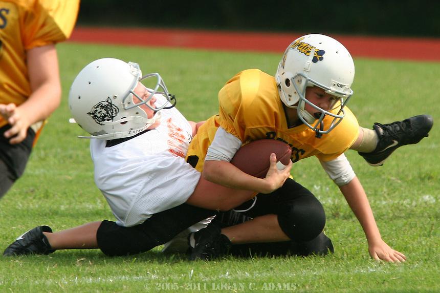 Council Grove vs Clay Center.5-6th Grade Youth Football