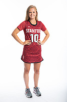 Stanford, CA - August 17, 2018. Stanford Field Hockey Portraits, Team and Marketing photos.
