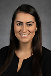 Nahal Hashemian, Student Government Association President, DePaul University, is pictured in a studio portrait July 26, 2018. (DePaul University/Jeff Carrion)