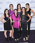 "Cimorelli attends the Paramount Pictures' L.A. Premiere of ""JUSTIN BIEBER: NEVER SAY NEVER."" held at The Nokia Theater Live in Los Angeles, California on February 08,2011                                                                               © 2010 DVS / Hollywood Press Agency"