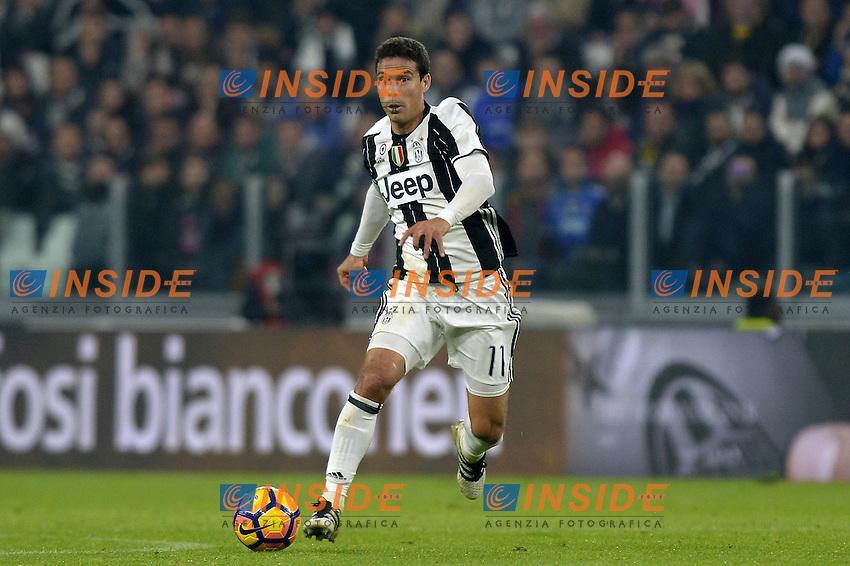 Hernanes Juventus,<br /> Torino 29-10-2016, Juventus Stadium, Football Calcio 2016/2017 Serie A, Juventus - Napoli, Foto Filippo Alfero/Insidefoto