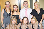 Counting down to midnight at the New Year's Eve Ball held in the Brandon Hotel on Monday night   Copyright Kerry's Eye 2008