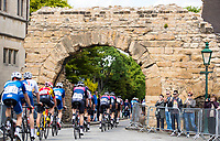 Picture by Alex Whitehead/SWpix.com - 14/05/2017 - Cycling - 2017 HSBC UK   Spring Cup Road Series - Lincoln Grand Prix - Newport Arch