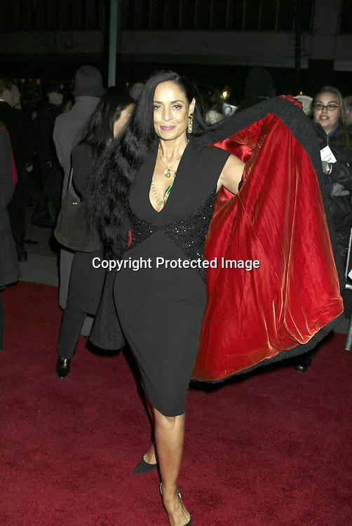 ©2002 AURA BLANDINO/HUTCHINS PHOTO.GANGS OF NEW YORK.ZIEGFELD THEATRE.NEW YORK, NEW YORK.DECEMBER 9, 2002..SONIA BRAGA