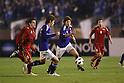 Yuki Otsu (JPN), .NOVEMBER 27, 2011 - Football / Soccer : .Men's Asian Football Qualifiers Final Round .for London Olympic Games .between U-22 Japan 2-1 U-22 Syria .at National Stadium, Tokyo, Japan. .(Photo by YUTAKA/AFLO SPORT) [1040]
