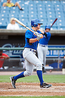 Taylor Widener #14 of South Aiken High School in Aiken, South Carolina playing for the Toronto Blue Jays scout team during the East Coast Pro Showcase at Alliance Bank Stadium on August 1, 2012 in Syracuse, New York.  (Mike Janes/Four Seam Images)
