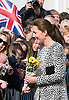 11.02.2015, Margate; UK: KATE, DUCHESS OF CAMBRIDGE<br />