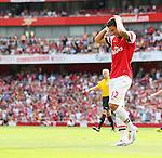 180812 Arsenal v Sunderland