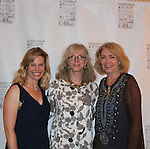 Rehearsal Club member Blythe Danner hosted an event at the Tribeca Screening Room with Shannon Sturges (Days Molly, Passions, Port Charles) and Denise Pence (Guiding Light) who were a part of the Centennial Week on June 28, 2013. The Rehearsal Club started in 1913 with this year being 100 years. (Photo by Sue Coflin/Max Photos)
