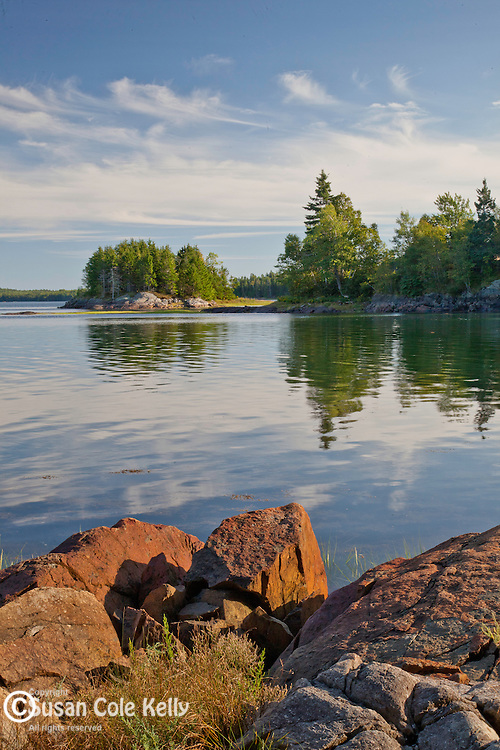 Whiting Bay, Cobscook Bay State Park, Edmunds, ME