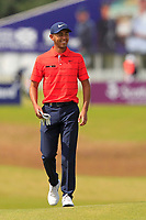 Jack Singh Brar (ENG) on the 10th during Round 2 of the Aberdeen Standard Investments Scottish Open 2019 at The Renaissance Club, North Berwick, Scotland on Friday 12th July 2019.<br /> Picture:  Thos Caffrey / Golffile<br /> <br /> All photos usage must carry mandatory copyright credit (© Golffile | Thos Caffrey)