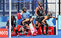 Grace O'Hanlon during the Pro League Hockey match between the Blacksticks women and the USA, Nga Punawai, Christchurch, New Zealand, Sunday 16 February 2020. Photo: Simon Watts/www.bwmedia.co.nz