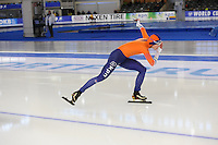 SPEEDSKATING: BERLIN: Sportforum Berlin, 27-01-2017, ISU World Cup, Marrit Leenstra (NED), ©photo Martin de Jong