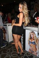 Samantha Saint at AVN Expo, <br /> Hard Rock Hotel, <br /> Las Vegas, NV, Friday January 17, 2014.
