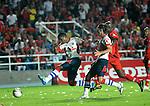 América de Cali quería trepar a la punta del torneo, pero perdió 2-1 de local y sobre la hora con el alicaído Independiente Medellín.