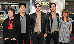 The Airborne Toxic Event at the Warner Bros. Pictures' L.A. Premiere of Going the Distance held at The Grauman's Chinese Theatre in Hollywood, California on August 23,2010                                                                               © 2010 Hollywood Press Agency