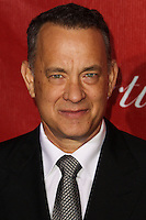 PALM SPRINGS, CA - JANUARY 04: Tom Hanks arriving at the 25th Annual Palm Springs International Film Festival Awards Gala held at Palm Springs Convention Center on January 4, 2014 in Palm Springs, California. (Photo by Xavier Collin/Celebrity Monitor)