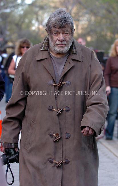 WWW.ACEPIXS.COM . . . . .  ....NEW YORK, APRIL 18, 2006....Actor Jerry Lewis makes a guest appearance on 'Law and Order: SVU'.....Please byline: AJ Sokalner - ACEPIXS.COM.... *** ***..Ace Pictures, Inc:  ..Philip Vaughan (212) 243-8787 or (646) 769 0430..e-mail: info@acepixs.com..web: http://www.acepixs.com