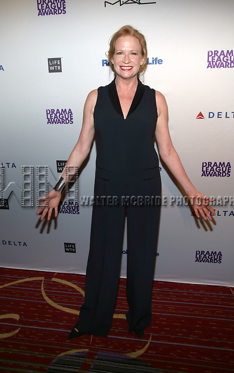 Johanna Day attends the 83rd Annual Drama League Awards Ceremony  at Marriott Marquis Times Square on May 19, 2017 in New York City.