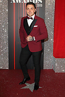 Ray Quinn at The British Soap Awards 2019 arrivals. The Lowry, Media City, Salford, Manchester, UK on June 1st 2019<br /> CAP/ROS<br /> ©ROS/Capital Pictures