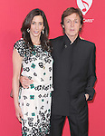 Paul McCartney and Nancy Shevell at The 2012 MusiCares Person of the Year Dinner honoring Paul McCartney at the Los Angeles Convention Center, West Hall in Los Angeles, California on February 10,2011                                                                               © 2012 DVS / Hollywood Press Agency