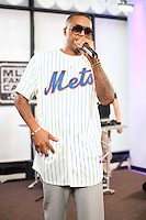"Nas performs at the MLB Fan Cave in New York City after releasing his album ""Life is Good"". July 18, 2012. Credit: Kristen Driscoll / Media Punch Inc. /*NORTEPHOTO.COM* **CREDITO*OBLIGATORIO** *No*Venta*A*Terceros*.*No*Sale*So*third* ***No*Se*Permite*Hacer Archivo***No*Sale*So*third*©Imagenes*"