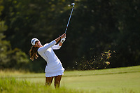 Maria Fassi (MEX) hits her approach shot on 12 during the round 3 of the Volunteers of America Texas Classic, the Old American Golf Club, The Colony, Texas, USA. 10/5/2019.<br /> Picture: Golffile   Ken Murray<br /> <br /> <br /> All photo usage must carry mandatory copyright credit (© Golffile   Ken Murray)