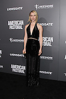 BEVERLY HILLS, CA - OCTOBER 13: Valorie Curry attends the Special Screening Of Lionsgate's 'American Pastoral' on October 13, 2016 in Beverly Hills, California. (Credit: MPA/MediaPunch).
