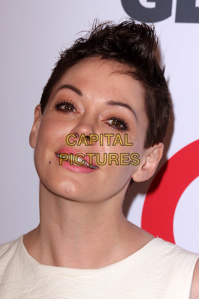 BEVERLY HILLS, CA - OCTOBER 17: Rose McGowan at the 10th Annual GLSEN Respect Awards at the Regent Beverly Wilshire in Beverly Hills, CA on October 17, 2014.   <br /> CAP/MPI/DE/DC<br /> &copy;David Edwards/DailyCeleb/MediaPunch/Capital Pictures