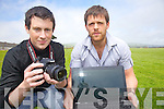 Making a hit on Youtube with 'The B Team' a comical look at trying to field a team for an opening county league fixture are South Kerry's Brian O'Connor(Director/Camera) and Cian O'Connor(Producer).