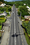 An aerial photo of the Mallow road outside Killarney near Dermot Healy's Garage..Picture by Don MacMonagle