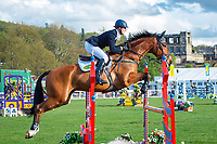 GBR-Ruth Edge. 2013 GBR-Chatsworth International Horse Trials. Saturday 11 May. Copyright Photo: Libby Law Photography
