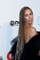LOS ANGELES - FEB 9:  Leona Lewis at the 28th Elton John Aids Foundation Viewing Party at the West Hollywood Park on February 9, 2020 in West Hollywood, CA