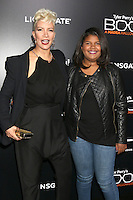 """LOS ANGELES - OCT 17:  Rebecca Crews, daughter at the """"Tyler Perry's BOO! A Madea Halloween"""" Premiere at the ArcLight Hollywood on October 17, 2016 in Los Angeles, CA"""